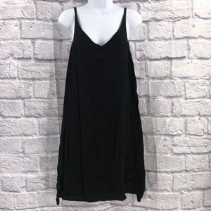 Topshop Women's Size 10 Black Dress
